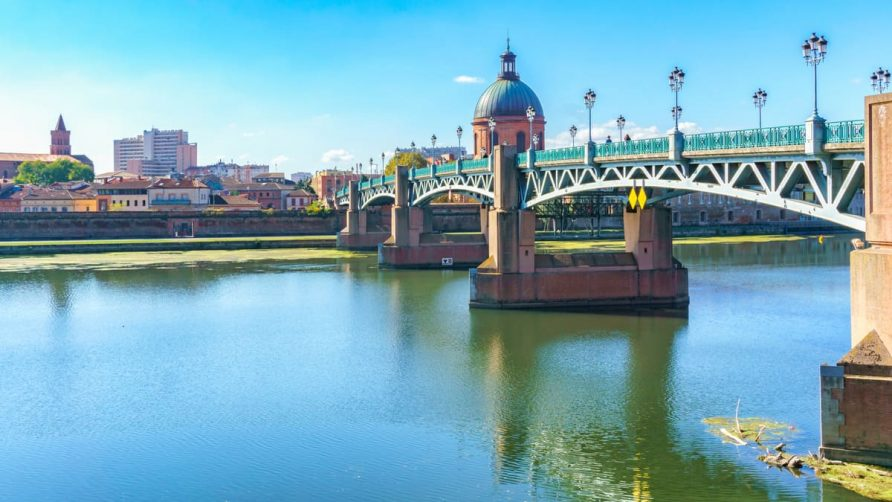 Descubre Toulouse, capital de Occitania